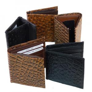 Printed Wallet Collection