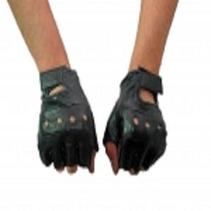 Fingerless Leather Gloves-Pack of 12