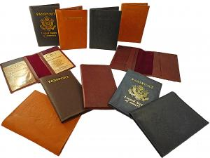 PP9014 Passport Covers - pack of 6
